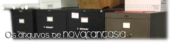 Dos arquivos de NOVAFANTASIA