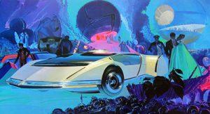 DEBUXANDO O FUTURO (Os deseños de Syd Mead)