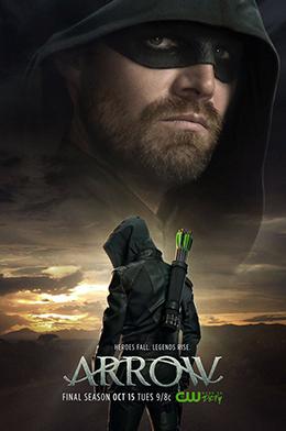 Arrow - Tempada 8