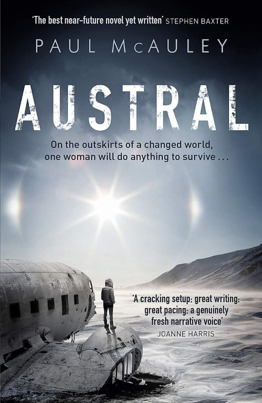 Austral, de Paul McAuley