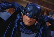 Adam West coma Batman