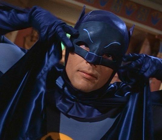 Adam West coma Batman