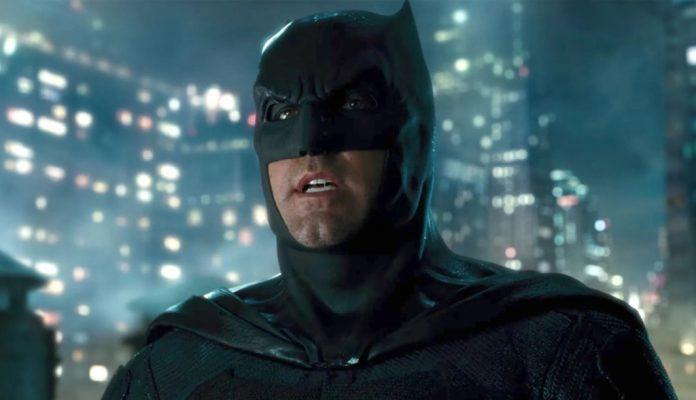 Ben Affleck é Batman