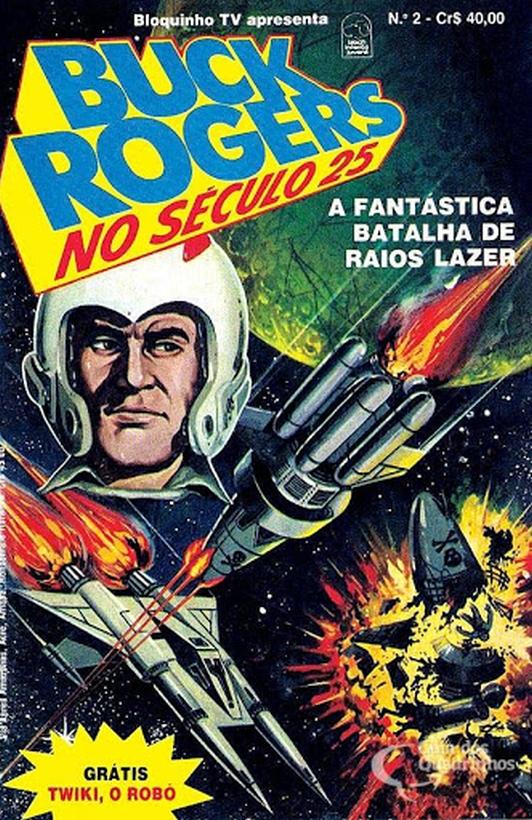 Buck Rogers no século 25