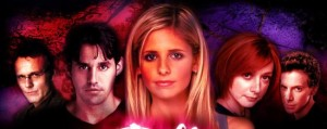 Buffy e mais os seus amigos