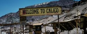 A vila de Calico
