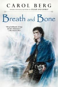 A capa do libro de Carol Berg