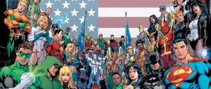 Os persoaxes da DC Comics