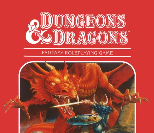 Dungens & Dragons