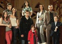 Os actores da série