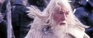 Sir Ian McKellen coma Gandalf