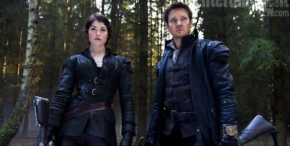 Hansel e Gretel nunha imaxe promocional (c) EW.com
