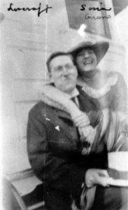 Lovecraft e Sonia Greene