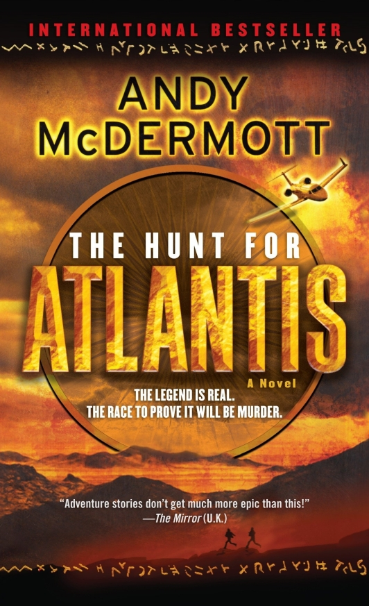 The Hunt for Atlantis, de Andy McDermott