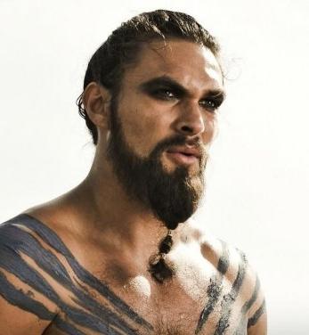 Khal Drogo (Jason Momoa)
