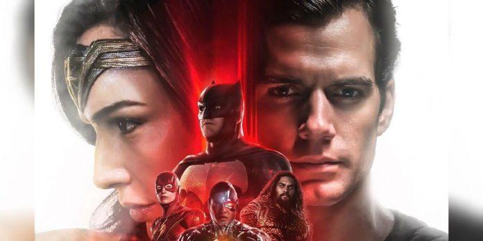 A Justice League de Zack Snyder