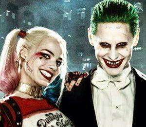 O Joker e Harley Quinn