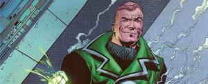 Guy Gardner, o auténtico Lanterna Verde