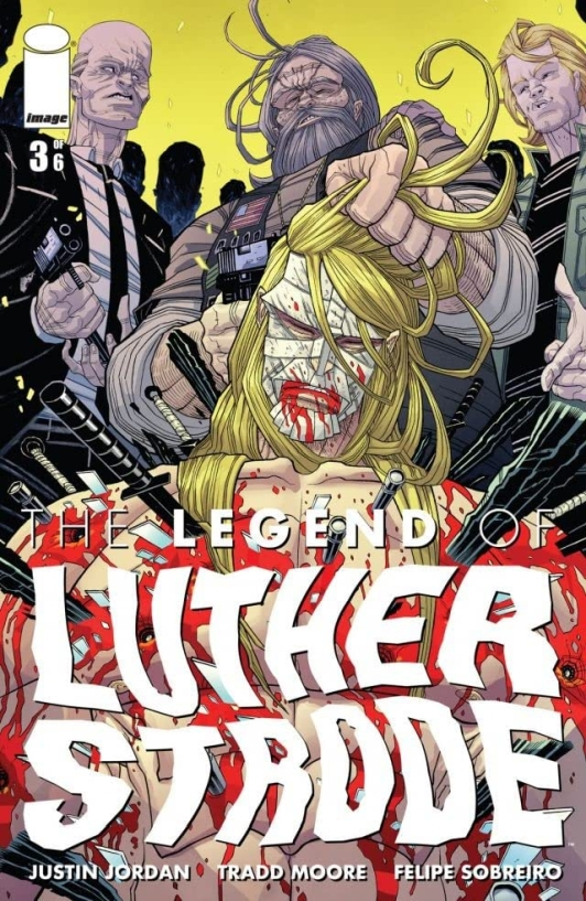 The Strange Talent of Luther Strode