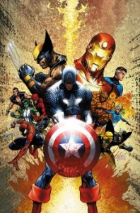 Persoaxes da Marvel Comics