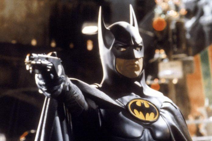 Michael Keaton coma Batman (1989)