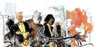 Os Novos Mutantes, por Sienkiewicz