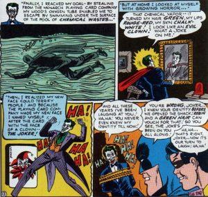 As orixes do Joker