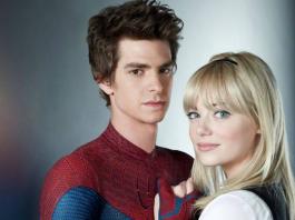 Spiderman e mais a sua moza