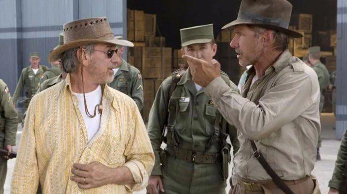 Spielberg e Indiana Jones