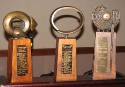 Os prémios