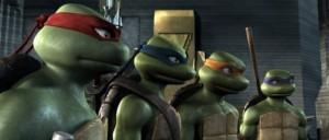 As Tartarugas Ninja Mutantes