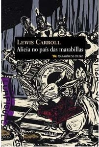 Tristemente, as traducións ao galego son publicadas coma contos para nenos, coma se un neno poidera entender este libro. Na imaxe, unha tradución recente, de Teresa Barros.