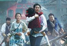 Tren a Busan